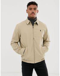 Polo Ralph Lauren - Harrington Jacket - Lyst