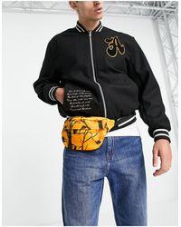 Carhartt WIP Payton Hip Bag - Black
