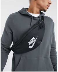 Nike Heritage - Heuptas - Zwart