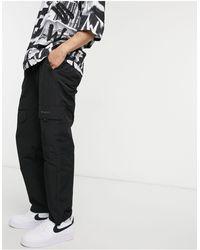 Nicce London Pantalones - Negro