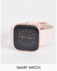Fitbit Versa 2 Smart Watch - Pink