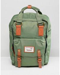 Doughnut - Macaroon Backpack In Green - Lyst