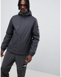 1f9e311b2619 The North Face - 1990 Mountain Q Insulated Jacket In Black - Lyst