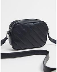 Pull&Bear Cross Body Bag - Black