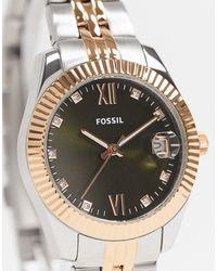 Fossil - ES4948 - Orologio da donna con bracciale - Lyst