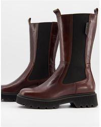 Kurt Geiger Коричневые Ботинки Челси -коричневый