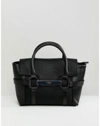 Fiorelli - Barbican Small Flapover Tote Bag - Lyst