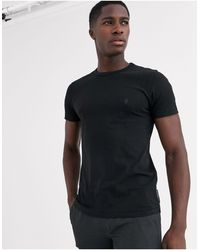 French Connection Essentials T-shirt - Black