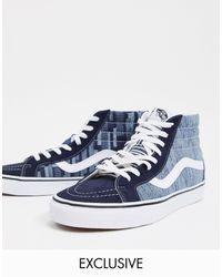Vans Sk8-hi Reissue - Sneakers - Blauw