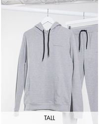 Good For Nothing Muscle Fit Hoodie - Black