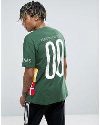 10.deep 10.deep Victory Sport T-shirt - Green