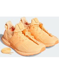 Ivy Park Adidas Originals X Ultraboost Og Sneakers - Orange