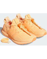 Ivy Park Adidas Originals X Ultraboost Og Trainers - Orange