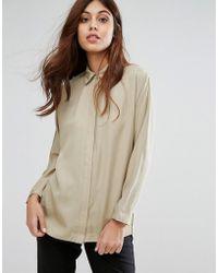 Warehouse - Batwing Shirt - Lyst