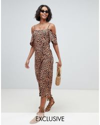 South Beach - Exclusive Beach Jumpsuit - Lyst