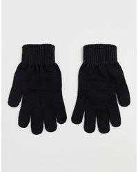ASOS Handschoenen Voor Aanraakschermen Van Gerycled Polyester - Meerkleurig
