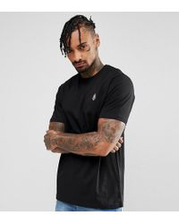 Brooklyn Supply Co. T-shirt With Rocket Embroidery - Black