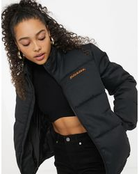 Dickies Rodessa Puffer Jacket - Black