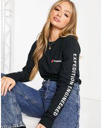 Berghaus Camiseta - Negro
