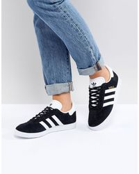 Adidas Gazelle Sneakers for Women - Up to 70% off at Lyst.com