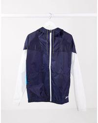 Reebok Training Zip Through Jacket - Blue