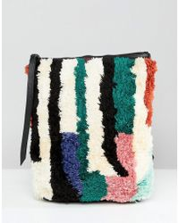 Cleobella - Textured Mini Backpack - Lyst