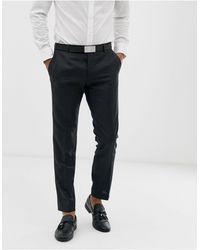 Calvin Klein Pantalones - Negro