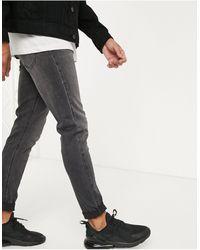 Lee Jeans Jeans - Malone - Jean skinny - délavé - Noir