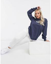 Napapijri Box Long Sleeve T-shirt - Blue