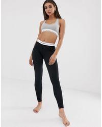 Calvin Klein Modern Cotton legging-Black