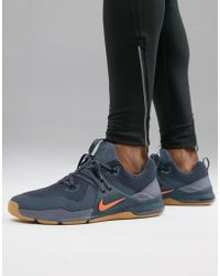 Nike - Zoom Command Training Shoe In Blue 922478-005 - Lyst
