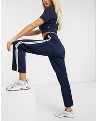 Russell Athletic Archive Sweatpants - Blue