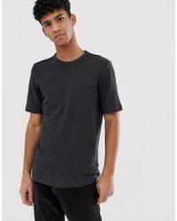 Weekday Grinko T-shirt In Black