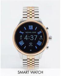 Michael Kors Lexington Display Smartwatch Gen 5 Mkt5080 - Metallic