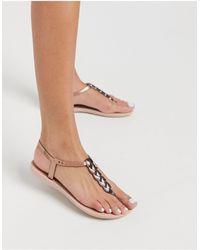 Ipanema Charm Sandals - Natural