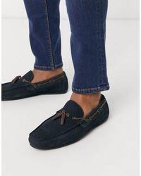 ASOS Driving Shoes - Blue