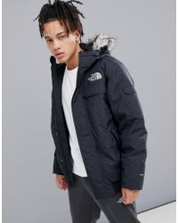 The North Face - Gotham Iii Jacket In Black - Lyst