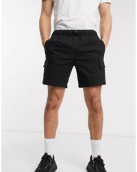 ASOS Cargo Shorts - Black