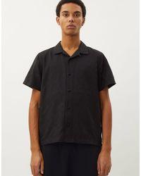 Weekday Camisa negra - Negro