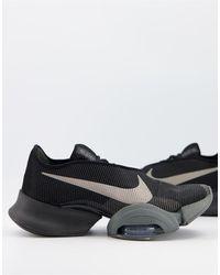 Nike Air Zoom Superrep 2 - Sneakers - Zwart