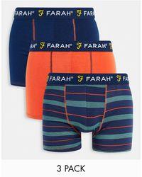Farah Pack - Naranja