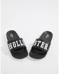 Hollister Flats for Women - Lyst.com