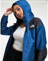 The North Face Темно-синяя Куртка Sheru – Эксклюзивно Для Asos-темно-синий