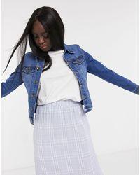 Oasis Denim Jacket - Blue