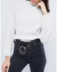 ASOS - Ring Tab Jeans Belt - Lyst