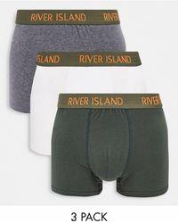 River Island Lot - Vert