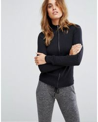 Micha Lounge - Knitted Tracksuit Top - Lyst