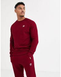 adidas Originals - Бордовый Свитшот Еssentials-красный - Lyst
