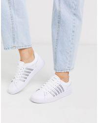 K-swiss – Court Winston – Sneaker - Weiß