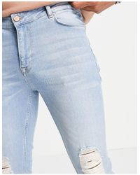 ASOS Skinny Jeans - Blue